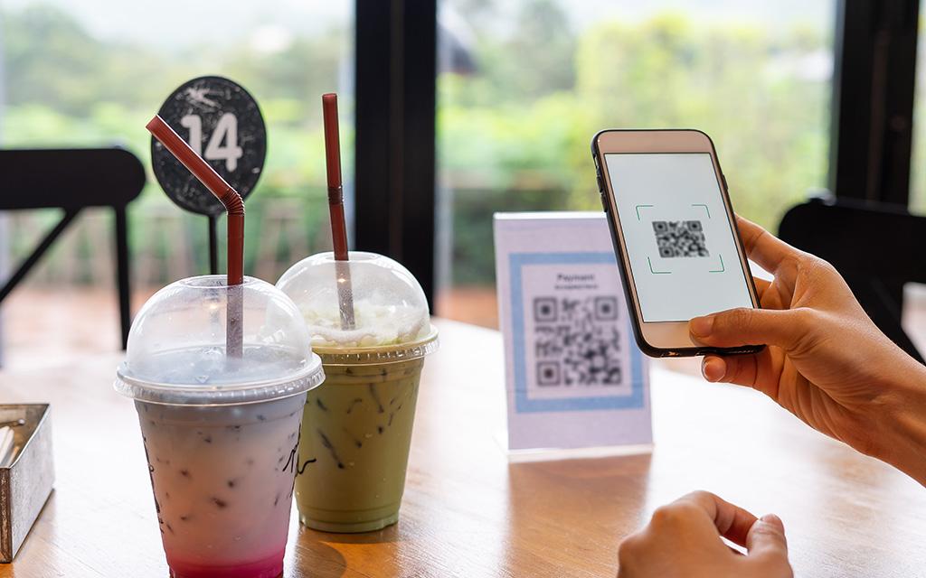 carta digital codigo QR